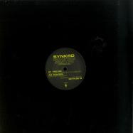 Front View : Synkro - IMAGES REMIXED (CLARO INTELECTO / SAD CITY / SIEREN REMIXES) - Apollo / AMB2002