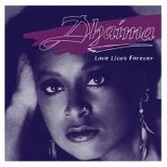 Front View : Dhaima - LOVE LIVES FOREVER (PURPLE LP) - Numero Group / NUM809LP-C1