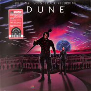 Front View : Toto & Brian Eno - DUNE O.S.T. (LTD COLOURED LP) - Jackpot / JPR063 / 00139670
