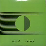 Front View : Cignol - SYZYGY LP (2X12 INCH) - Lunar Disko Records / LDR_23LP