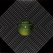 Front View : Ricardo Villalobos - NEUNACHI EP - Rawax / RWX013