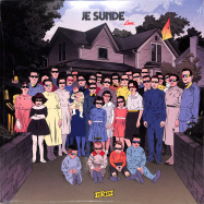 Front View : J.E. Sunde - 9 SONGS ABOUT LOVE (LP + CD) - Because Music / BEC5676241