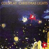 Front View : Coldplay - CHRISTMAS LIGHTS (BLUE 7 INCH) - Parlophone / 9029517780
