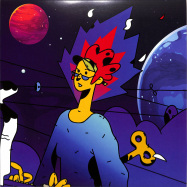 Front View : Cosmonaut - I-MACHINE - Rawbeats Records / RBR002