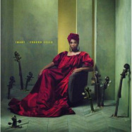 Front View : Imany - VOODOO CELLO (EP) - Think Zik / TZ-EP-008