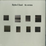 Front View : Rhythm & Sound - THE VERSIONS (LP) - Burial Mix / BMLP-3 / 43971