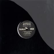 Front View : Florian Meindl - DEBUT EP - Balkon0026