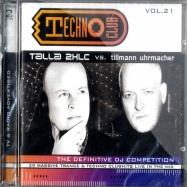 TECHNOCLUB VOL.21 (2XCD)