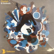 Front View : Ueberfett - EL ZOOMAH - Defected / DFTD203