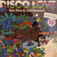 Front View : Various Artists - DISCO LOVE (RARE DISCO MIXED BY AL KENT) (2X12 INCH LP) - BBE / BBE144CLP