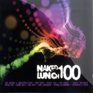 Front View : V/A - NAKED LUNCH 100 - A.PAUL REMIXED (CD) - Naked Lunch / NLCD1