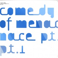 Front View : Terence Fixmer - COMEDY OF MENACE PART 1 - Electric Deluxe / EDLX009