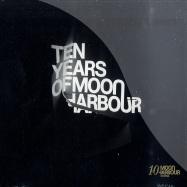 TEN YEARS OF MOON HARBOUR (2CD)