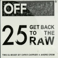 OFF025 - GET BACK TO THE RAW (2CD)