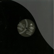 Front View : Roberto Clementi - FEELINGS OF EMPHATHY - Soma Black / somablack005