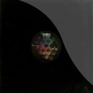 Front View : Random Movement / Locksmith / Furney - THE RETURN LP (12 INCH EP + CD-ALBUM) - Bios / Bios007