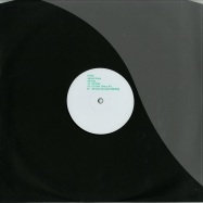 Front View : Jonas Kopp - 55 DIAS (180 G VINYL) - Ilian Tape / ITX02