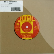 Front View : The Miracles - IF YOUR MOTHER ONLY (7 INCH) - Outta Sight / RSV041