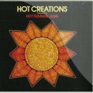 Front View : Various Artists - HOT SUMMER JAMS (CD) - Hot Creations / hotccd004