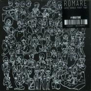 Front View : Romare - LOVE SONGS: PART TWO (CD) - Ninja Tune / ZENCD234