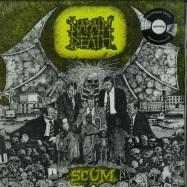 Front View : Napalm Death - SCUM (LP) - Mosh / 5966026