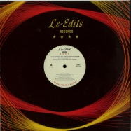 Front View : Phyllis Hyman / Keni Burke - YOU KNOW HOW TO LOVE ME / LET SOMEONE LOVE YOU (DIMITRI FROM PARIS SUPER DISCO BLEND) - Le-Edits / DFP002