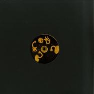 Front View : Malik Alston - REBIRTH EP - Hardmatter / HM003
