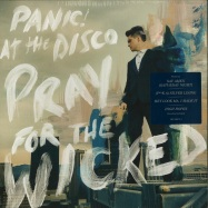 Front View : Panic! At The Disco - PRAY FOR THE WICKED (LP + MP3) - Fueled By Ramen / 8196442
