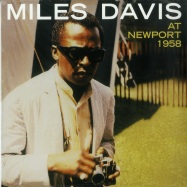 Front View : Miles Davis - AT NEWPORT 1958 (LP) - Wax Love / WLV82101 / 00126691