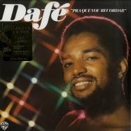 Front View : Carlos Dafe - PRA QUE VOU RECORDA (180G LP) - Polysom  / 333691