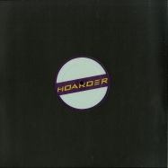 Front View : Kepler - FRENCH EP - Hoarder / HOARD012