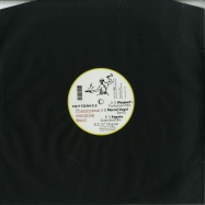 Front View : Phenomenal Handclap Band - JAIL - Toy Tonics / TOYT093