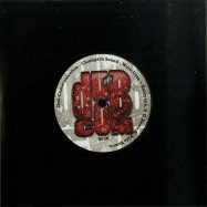 Front View : Champion Sound - WARN DEM + REMIX (7 INCH) - Dub Communication / DUBCOM005V