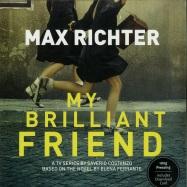 Front View : Max Richter - MY BRILLIANT FRIEND O.S.T. (180G 2LP + MP3) - Deutsche Grammophon / 4837052