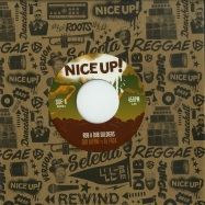 Front View : Sub Alpine - RUB A DUB SOLDIERS (7 INCH) - Nice Up! Records / NUP061