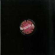 Front View : Corrie / Dub Taylor / Mihai Popoviciu / Daniel Poli - WIGGLE FOR 25 YEARS SAMPLER - Wiggle / WIGV085