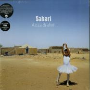 Front View : Aziza Brahim - SAHARI (LP + MP3) - Glitterbeat / GB083LP / 05179831