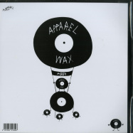 Front View : Apparel Wax - 7 - Apparel Music / APLWAX007