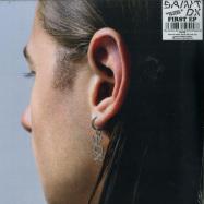 Front View : Saint DX - SDX (LP) - Because Music / BEC5650490