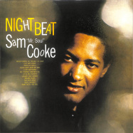 Front View : Sam Cooke - NIGHT BEAT (LP) - Wax Love / WLV82138 / 00138957