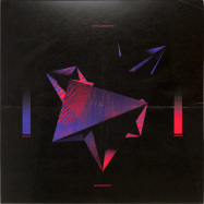 Front View : Crystal Geometry - SAMAIN EP - Sacred Court / SCX014