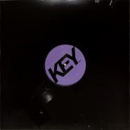 Front View : PVS - KONTROL (VINYL ONLY) - Key Vinyl / KEY019