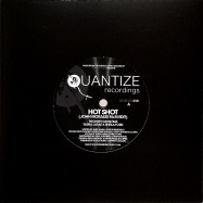 Front View : Thommy Davis Featuring Tasha LaRae & Sheila Ford - HOT SHOT (7 INCH) - Quantize Recordings / QTZSEVEN010