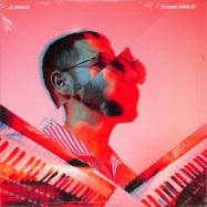 Front View : B. Bravo - COSMIC MIND EP - Bastard Jazz / BJ44