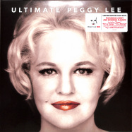 Front View : Peggy Lee - ULTIMATE PEGGY LEE (LTD.CLEAR 2LP) - Capitol / 0842976