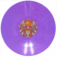 Front View : Pornbugs - UNAS GOTAS / FIDUCIA (180G / COLOURED VINYL) - Bondage Music / BOND12058