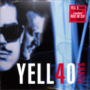 Front View : Yello - 40 YEARS (LIMITED 2LP) - Yello / 3573831