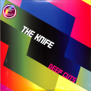 Front View : The Knife - DEEP CUTS (2LP, VIOLET COLOURED, NUMBERED, LIMITED VINYL)(REISSUE) - PIAS - RABID RECORDS / 39227841