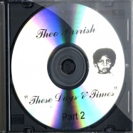 THESE DAYS&TIMES PT 2 (CD)