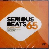 Front View : Various Artists - SERIOUS BEATS 65 (3XCD) - N.E.W.S. 541 / 541046cd